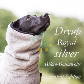 Dryup Royal silver Micro-Baumwolle - Limited Edition