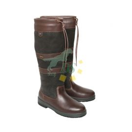 Dubarry Galway Lederstiefel black/brown