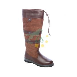 Dubarry Galway Extra Fit Lederstiefel walnut