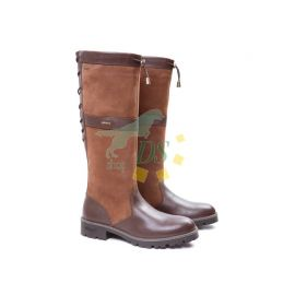 Dubarry Glanmire Damen Lederstiefel walnut