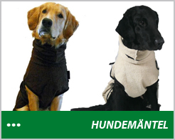 Hundemäntel Retriever