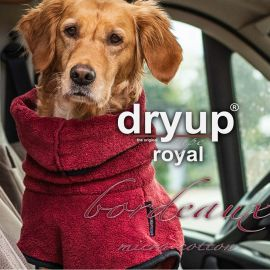 Dryup Cape Royal bordeaux Micro-Baumwolle - Limited Edition
