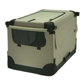 Maelson Transport Kennel beige