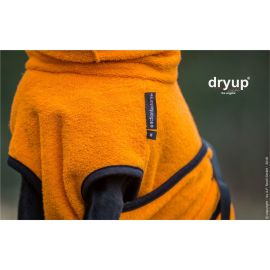 Dryup classic clementine Bademantel - Trockencape